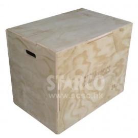 MS-027 木質跳箱