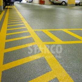 停車場建設 翻新工程 道路標記工程