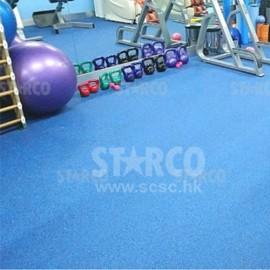 健身室地板及運動地墊工程