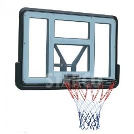 SBA305-007 籃球框架 透明掛牆式