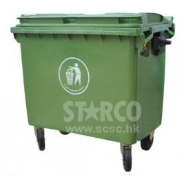 GB660 大型垃圾箱 660L