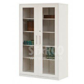 CJP-WJ023雙開門玻璃文件櫃