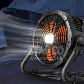 FLB15L 照明燈座地風扇