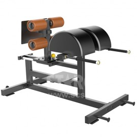 LE9420 水平羅馬椅 (Glute Ham Raise Bench)