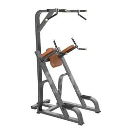 LE8020 雙槓提膝引體上升訓練架(Knee Up+Chin/Pull Up)