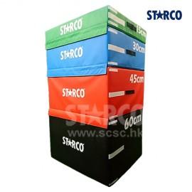 STARCO漸進式跳箱組合  Plyometric Jump Box - JBSTC1