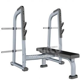 GH4320 平卧舉架 (Olympic Bench)