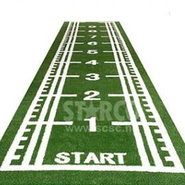 健身室草墊 連長度及數字刻度(5x2M)