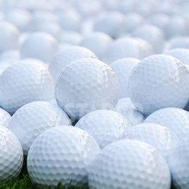 PTLB3WH高爾夫練習球(白色)  (每50個)