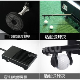 MSGYM-20230 高爾夫電動發球機