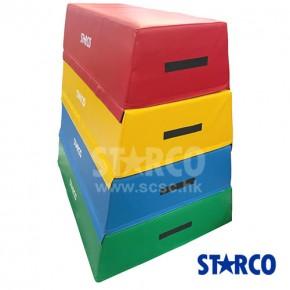 SOFJH20 軟體多層海綿跳箱 珍珠綿跳箱