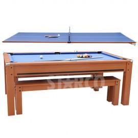 CH213 多功能會議檯 / 乒乓球 / 美式桌球檯 (3合1)