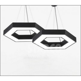CLL-PRCH50 六角型平板LED燈